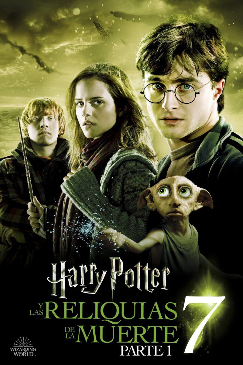 Harry Potter Y Las Reliquias De La Muerte Parte 1 Sinopsis Y Crítica De La Película Harry Potter Y Las Reliquias De La Muerte Parte 1