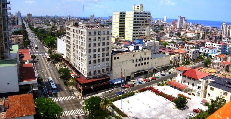 Instituto Cubano de Radio y Televisión en La Habana