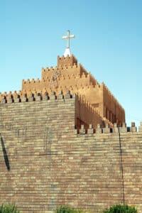 Catedral de SanJosé, en Erbil (Foto Jim Gordon)