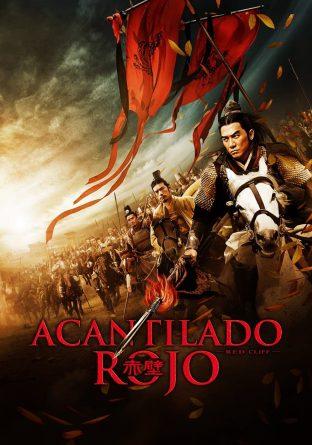 Acantilado rojo