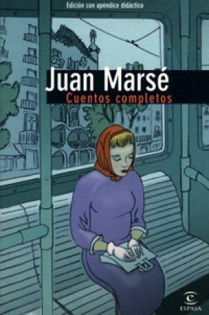 Cuentos completos de Juan Marsé