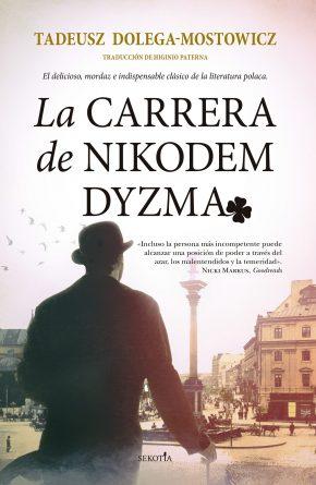Cubierta_1662_La carrera de Nikodem Dyzma_26mm_210121.indd