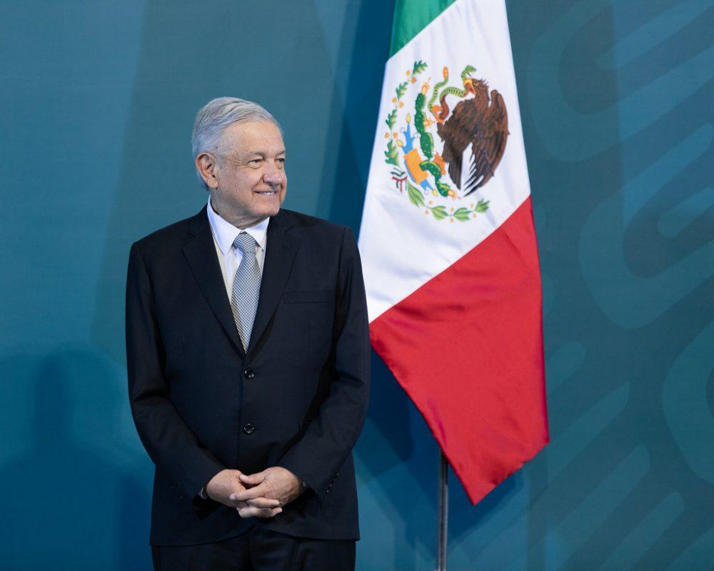 Andrés Manuel López Obrador, Presidente de México (CC Eneas De Troya)