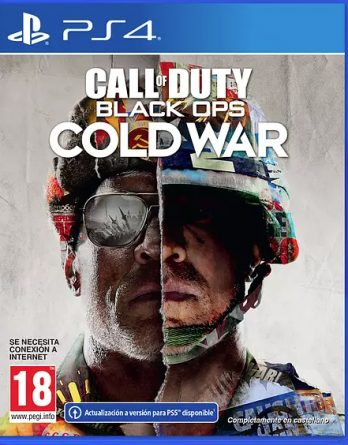Call Of Duty Black Ops Cold War copy
