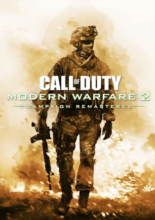 Call of Duty Modern Warfare 2 Campaign Remastered copy