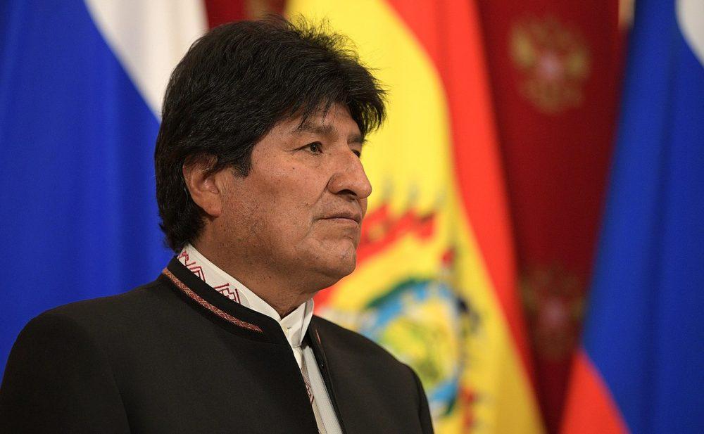 Catorce años de Evo Morales - un balance (CC kremlin.ru)