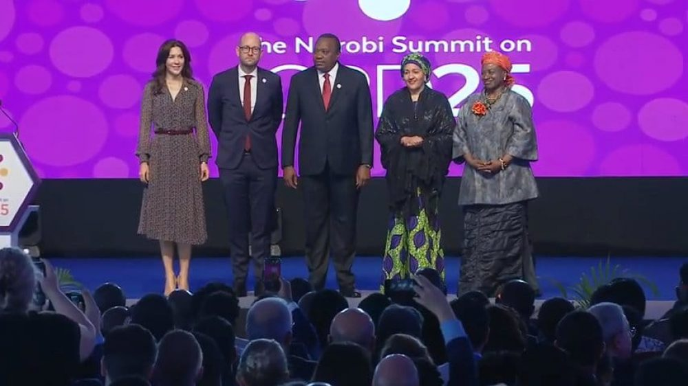 Conferencia de Nairobi