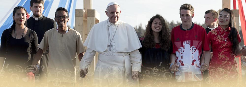 El Papa abre horizontes a los jóvenes.jpg