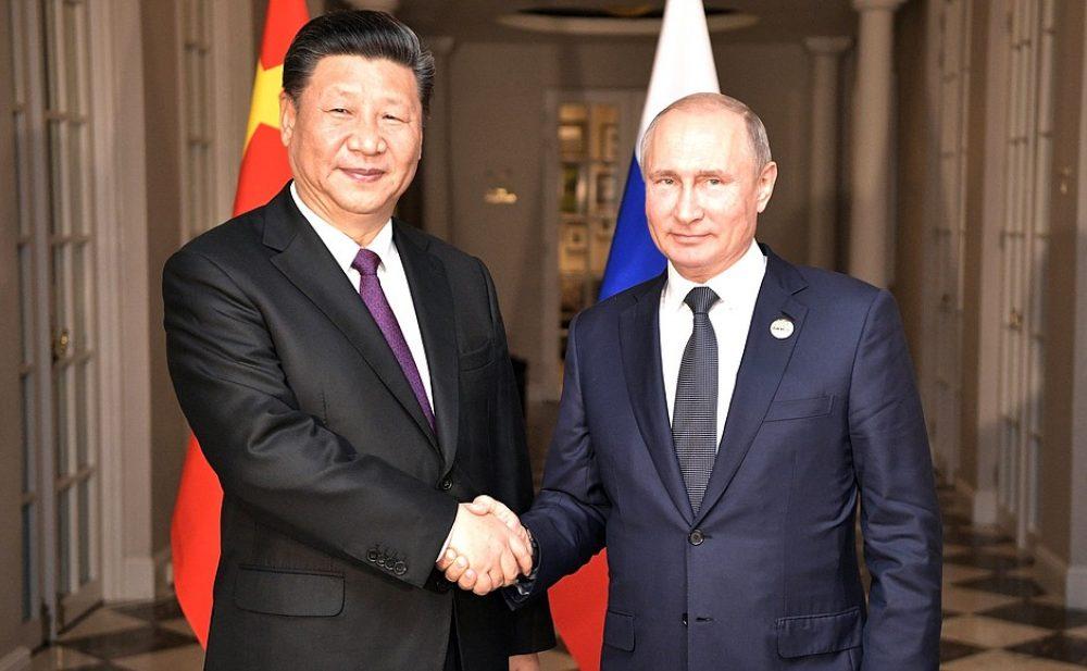 Europa, China y Rusia en la nueva Eurasia