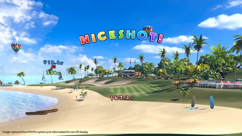 Everybodys Golf VR