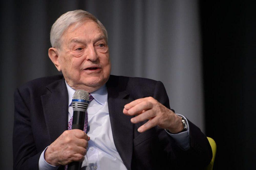 George Soros (Foto Heinrich-Böll-Stiftung)
