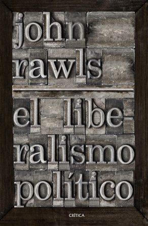 John Rawls, El liberalismom político