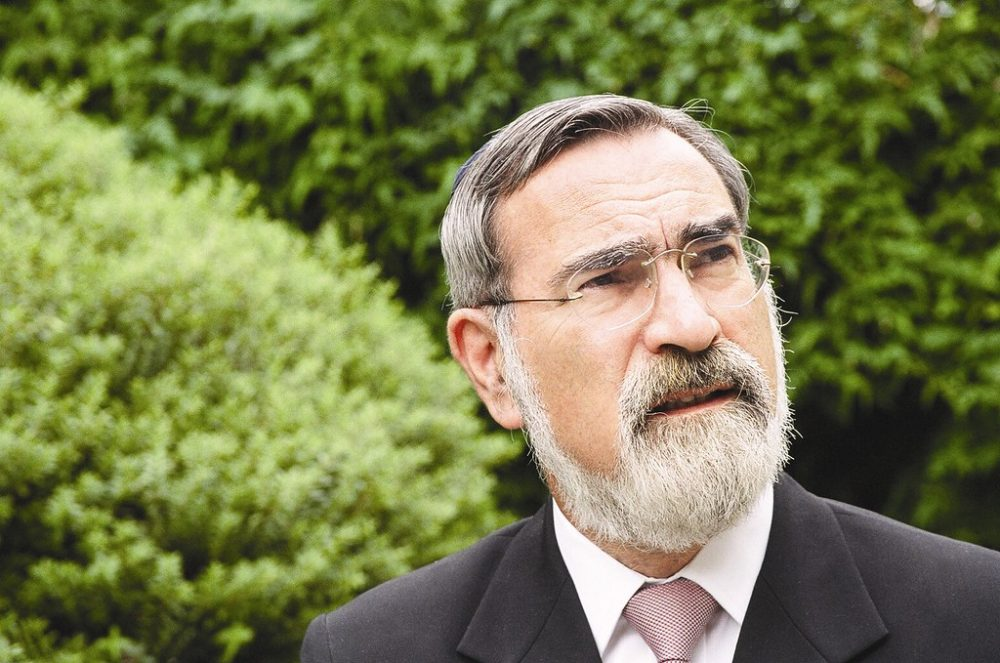 Jonathan Sacks (CC On Being)