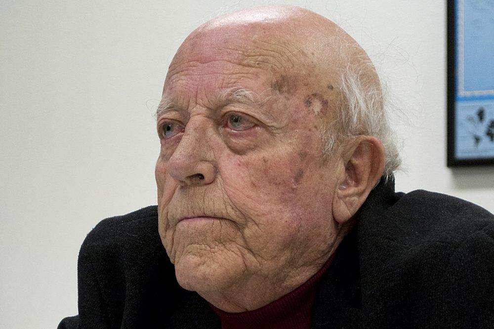 José Jiménez Lozano en 2013 (CC Iglesia en Valaldolid)