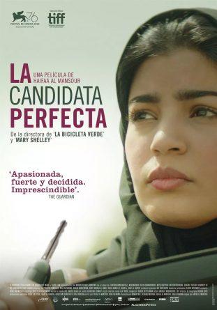 La candidata perfecta - cartel