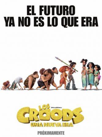 Los Croods Una nueva era