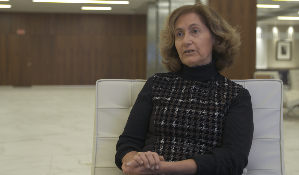 Mariolina Ceriotti Migliarese (Foto: Inés Gutiérrez Dorronsoro)