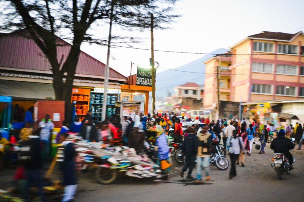Mercado común africano