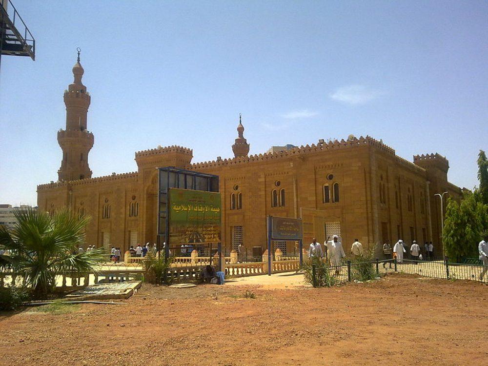 Mezquita en Jartum (foto Azri Alhaq)