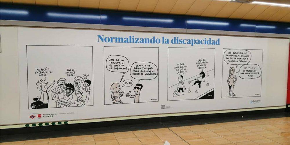 Normalizando la discapacidad