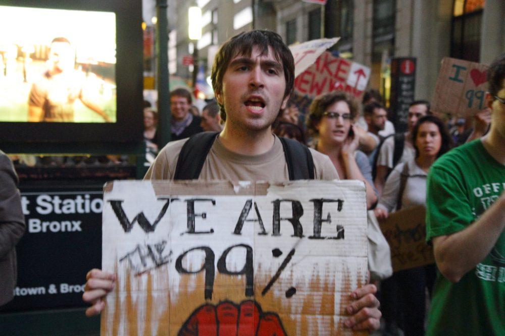 Nosotros somos el 99%