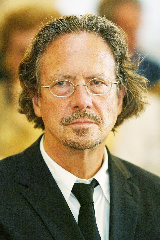 Peter Handke en 2006 (CC Wild + Team Agentur - UNI Salzburg)