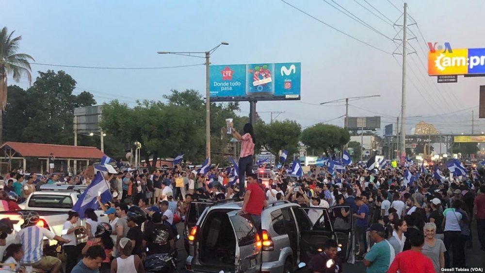Protestas_en_Managua (Nicaragua) de 2018