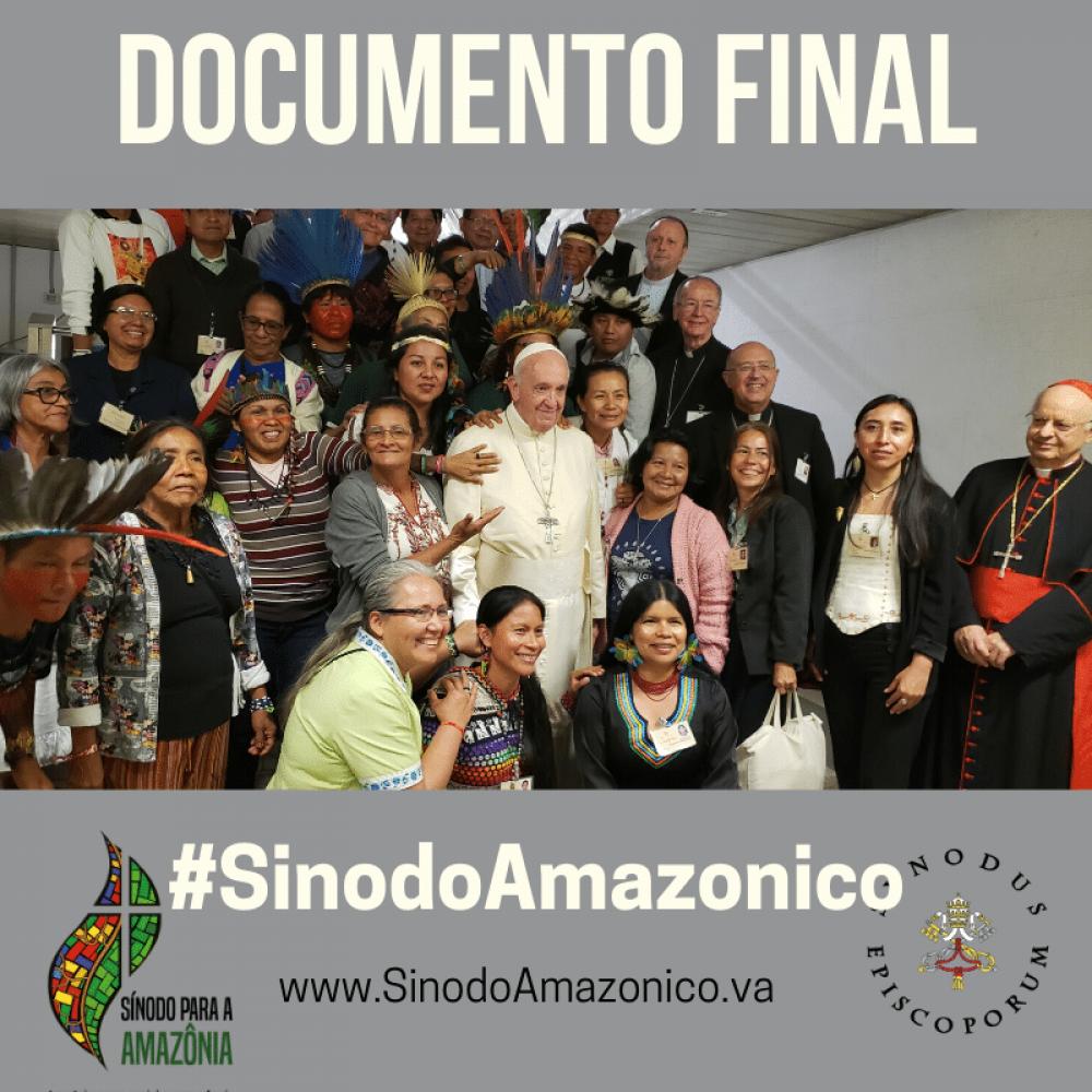 Sínodo amazónico