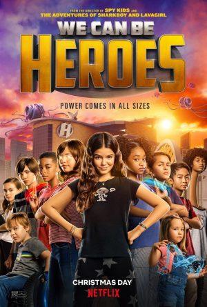 Superniños (We Can Be Heroes)