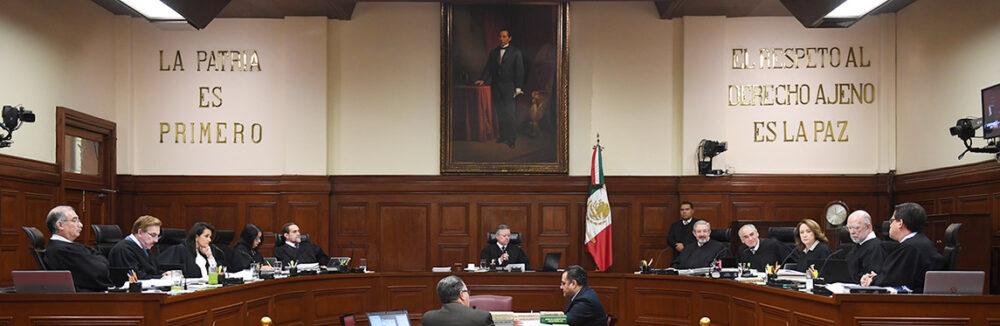 Suprema Corte de Justicia de la Nación-México