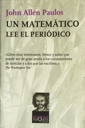 Un matemático lee el periódico