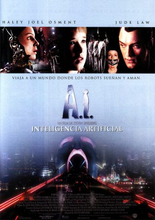 A.I. Inteligencia Artificial - Aceprensa