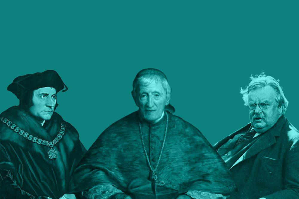 Tomás Moro, Newman y Chesterton: inspiración para cristianos en minoría