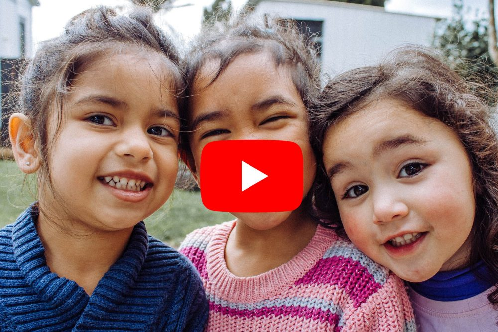Niños YouTube