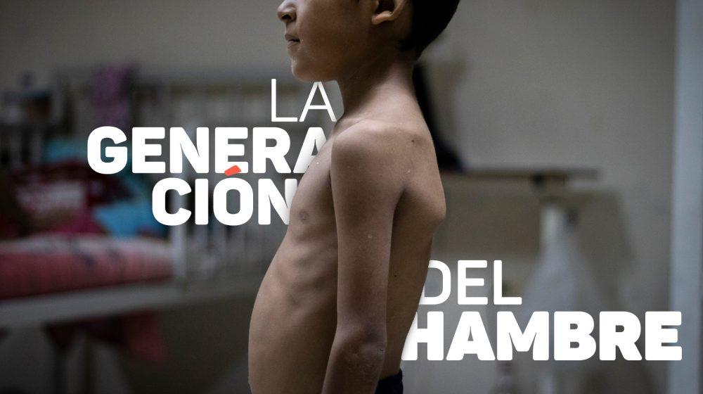 Las generación del hambre
